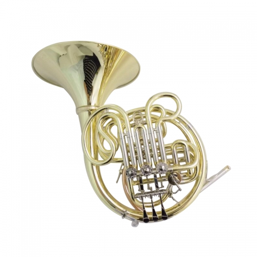 Alexander 103 French Horn F/Bb Key Double french horn 4 Valves with Case Brass musical instruments