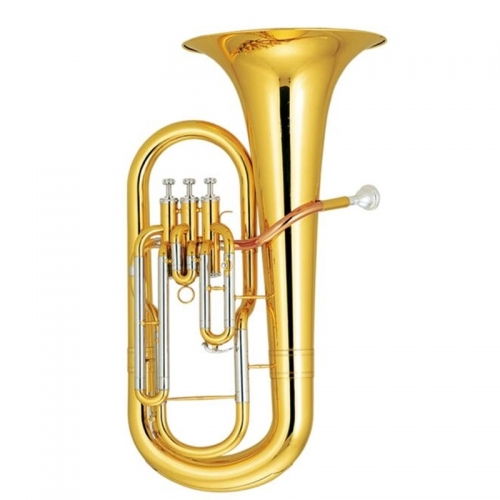 Bb Brass Euphonium Three Pistons Euphonium horn with ABS case and mouthpiece musical instruments professional